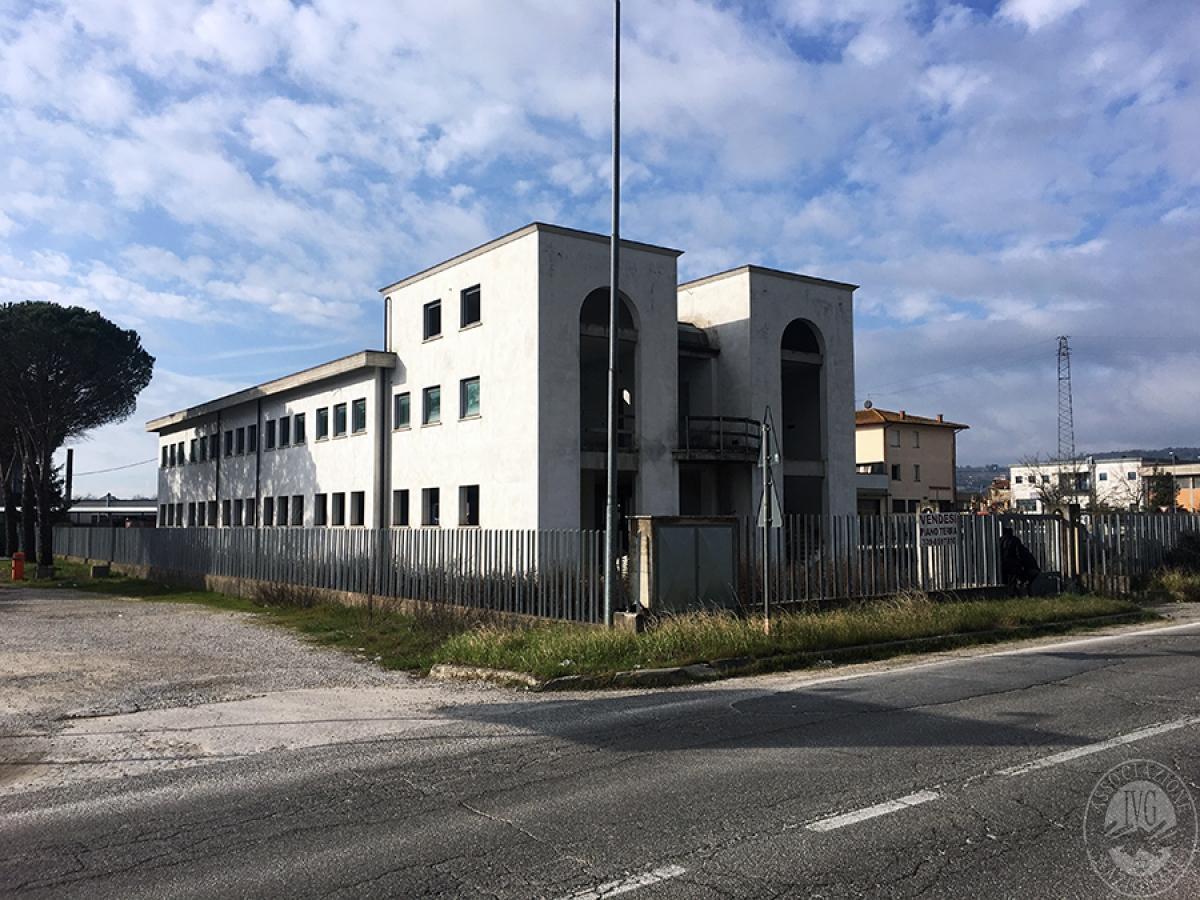 Edificio artigianale a MONTE SAN SAVINO - Lotto 3 in Viale Santa Maria delle Vertighe 0