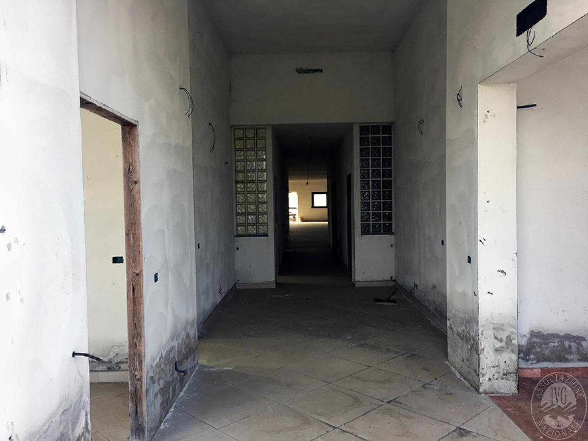Edificio artigianale a MONTE SAN SAVINO - Lotto 3 in Viale Santa Maria delle Vertighe 5