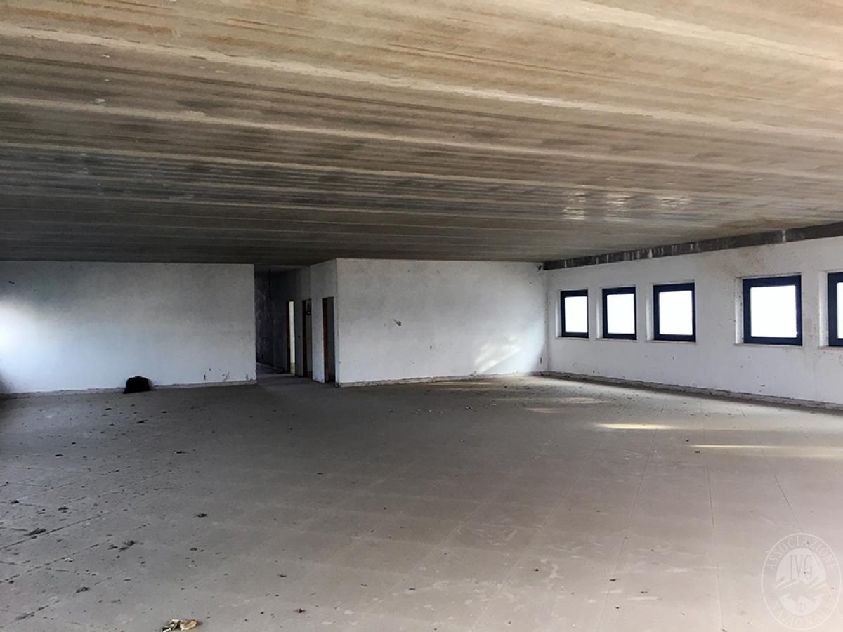 Edificio artigianale a MONTE SAN SAVINO - Lotto 3 in Viale Santa Maria delle Vertighe 18