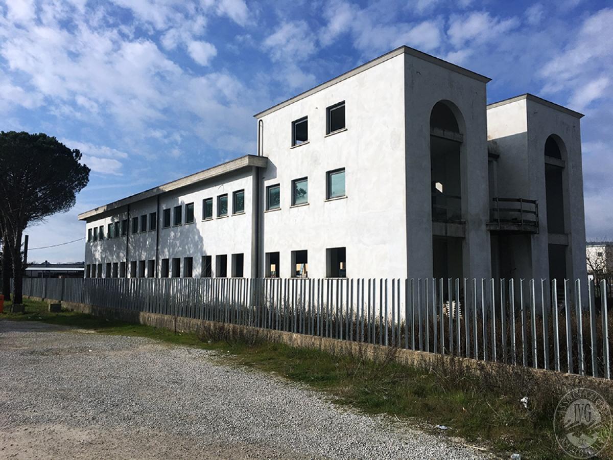 Edificio artigianale a MONTE SAN SAVINO - Lotto 3 in Viale Santa Maria delle Vertighe