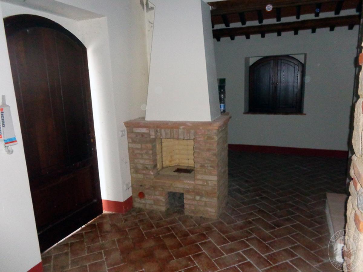Appartamento ad ASCIANO loc. Il Fossaccio - Lotto 5 2