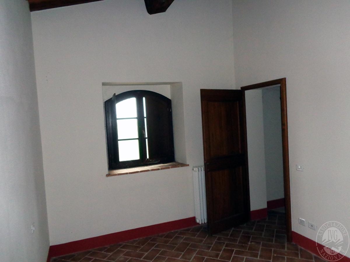 Appartamento ad ASCIANO loc. Il Fossaccio - Lotto 5 8