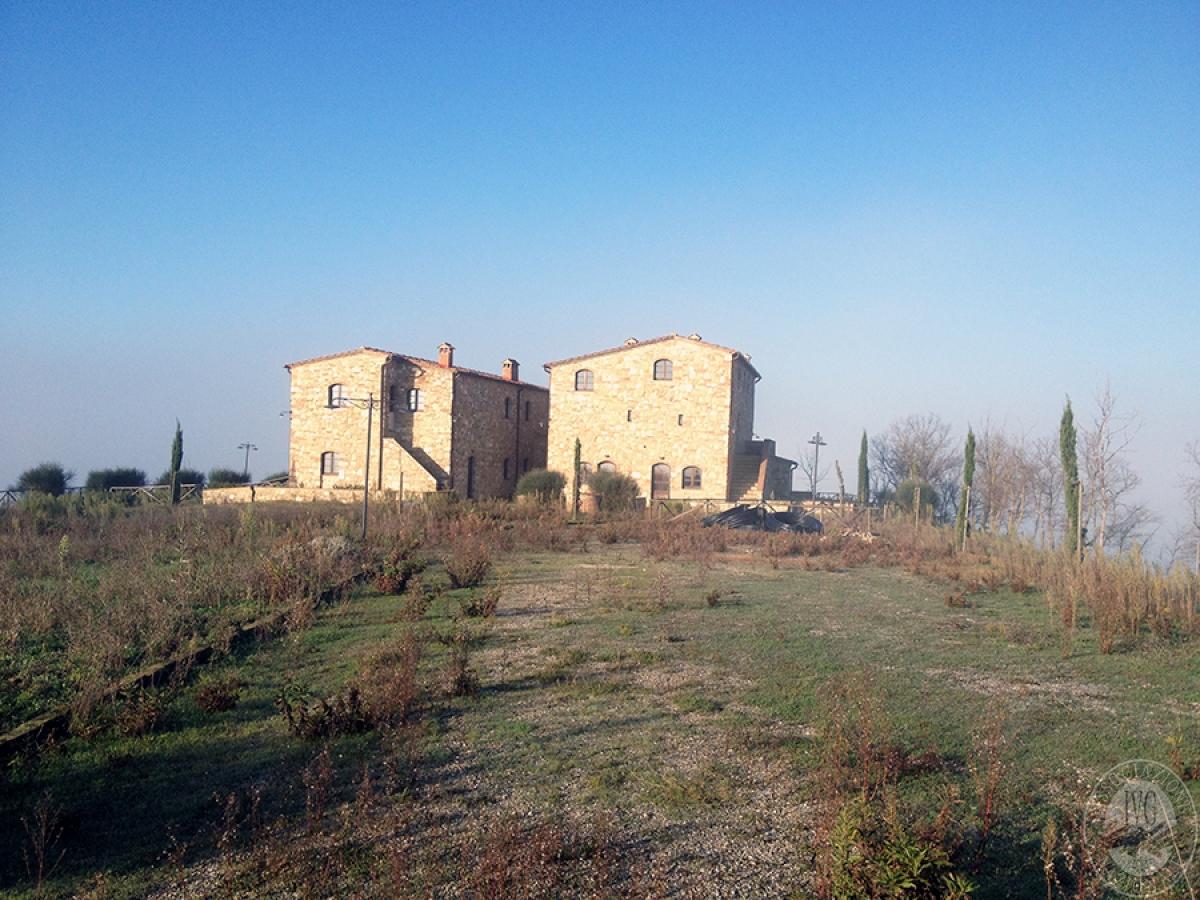 Appartamento ad ASCIANO loc. Il Fossaccio - Lotto 5 12