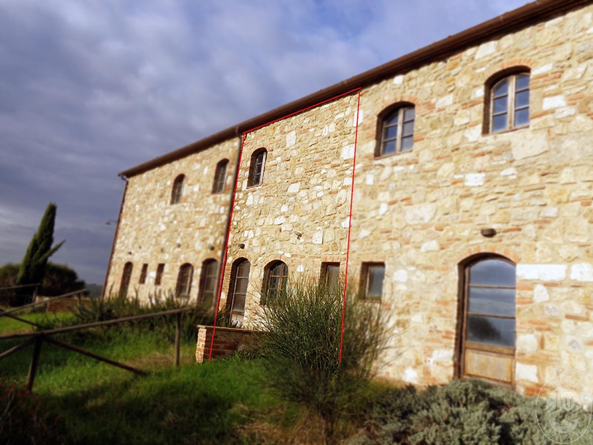Appartamento ad ASCIANO in loc. Il Fossaccio - Lotto 3