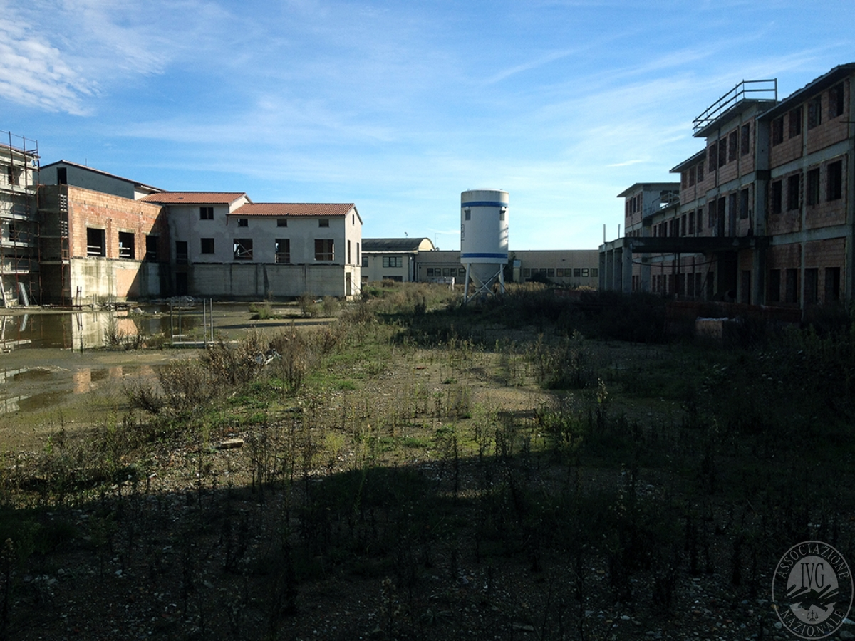 Agriturismo a MONTE SAN SAVINO in loc. Vertighe - Lotto 12