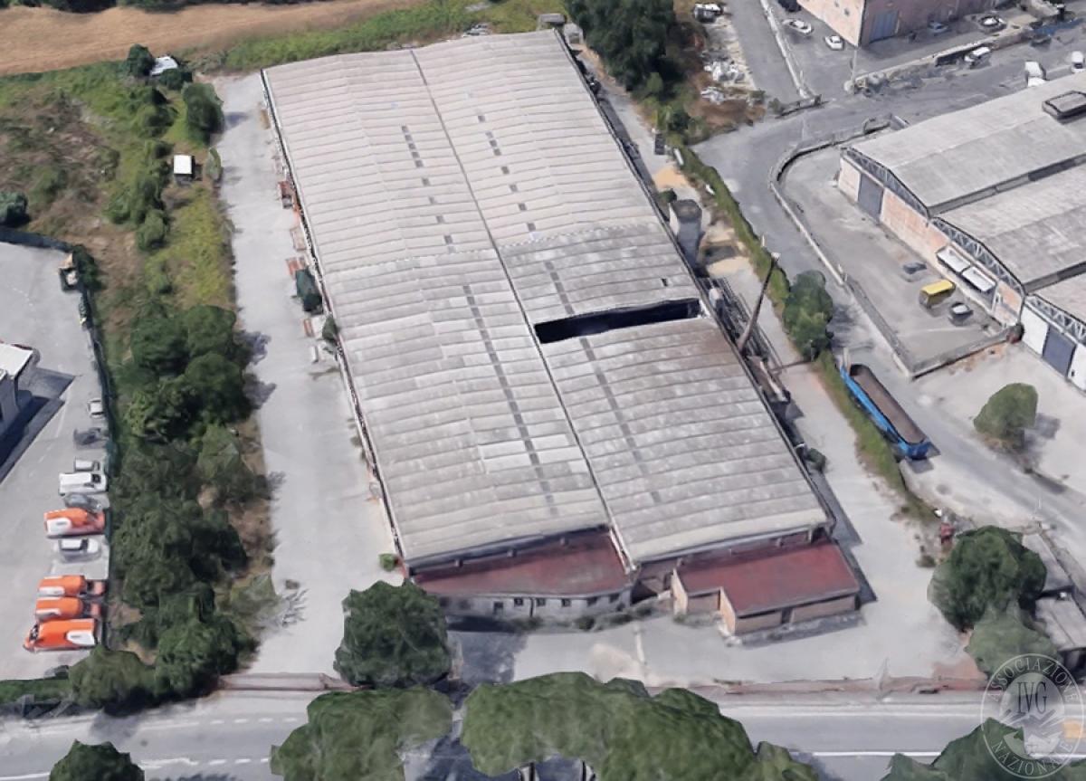 Fabbricato industriale a MONTERIGGIONI