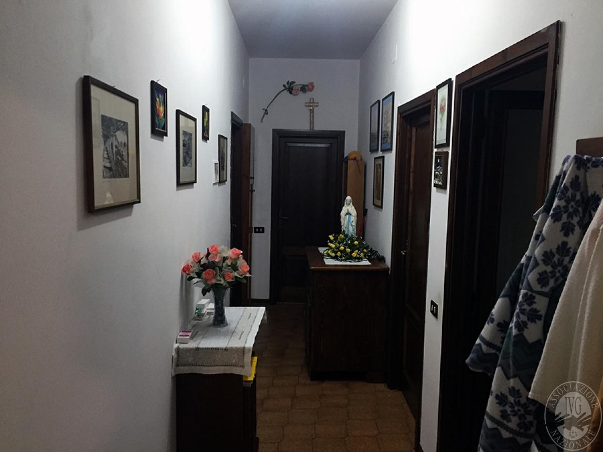 Appartamento a CASTIGLION D'ORCIA in Via del Colombaio - Lotto 1 2