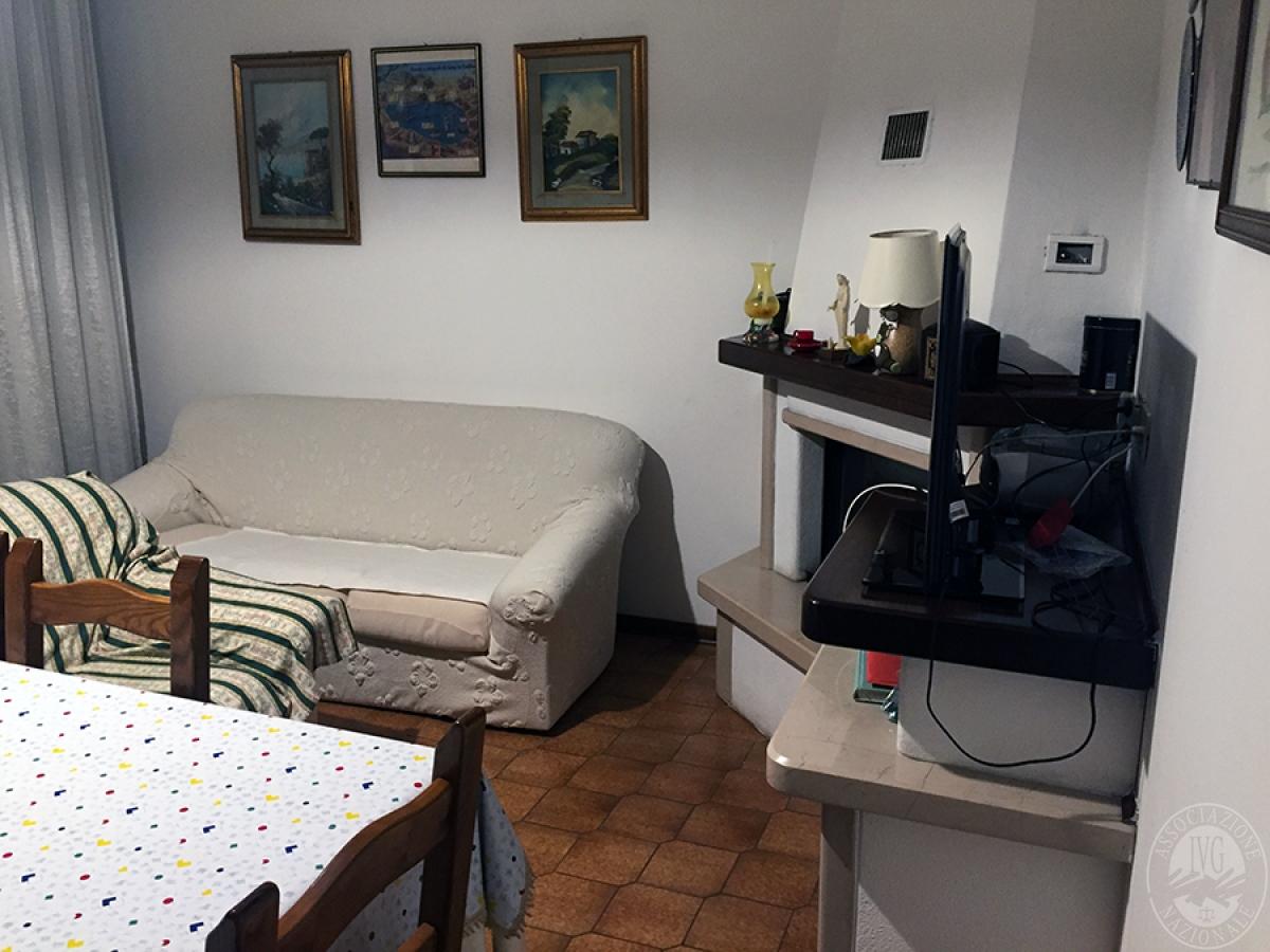 Appartamento a CASTIGLION D'ORCIA in Via del Colombaio - Lotto 1 4