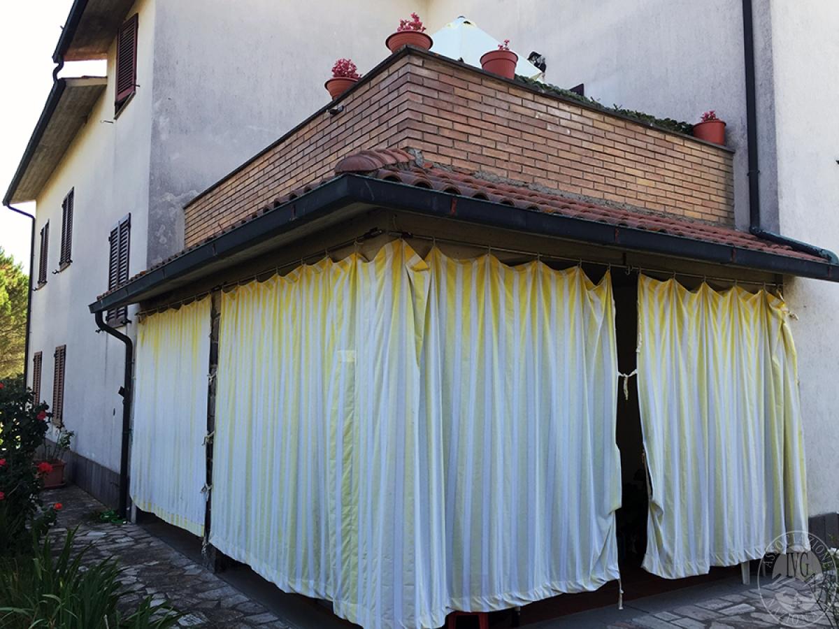 Appartamento a CASTIGLION D'ORCIA in Via del Colombaio - Lotto 1 16