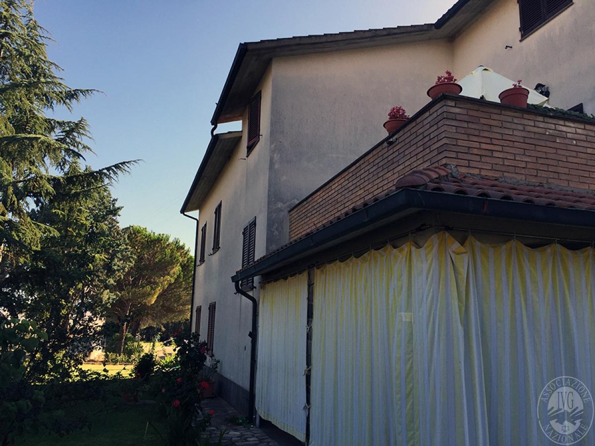 Appartamento a CASTIGLION D'ORCIA in Via del Colombaio - Lotto 1 17