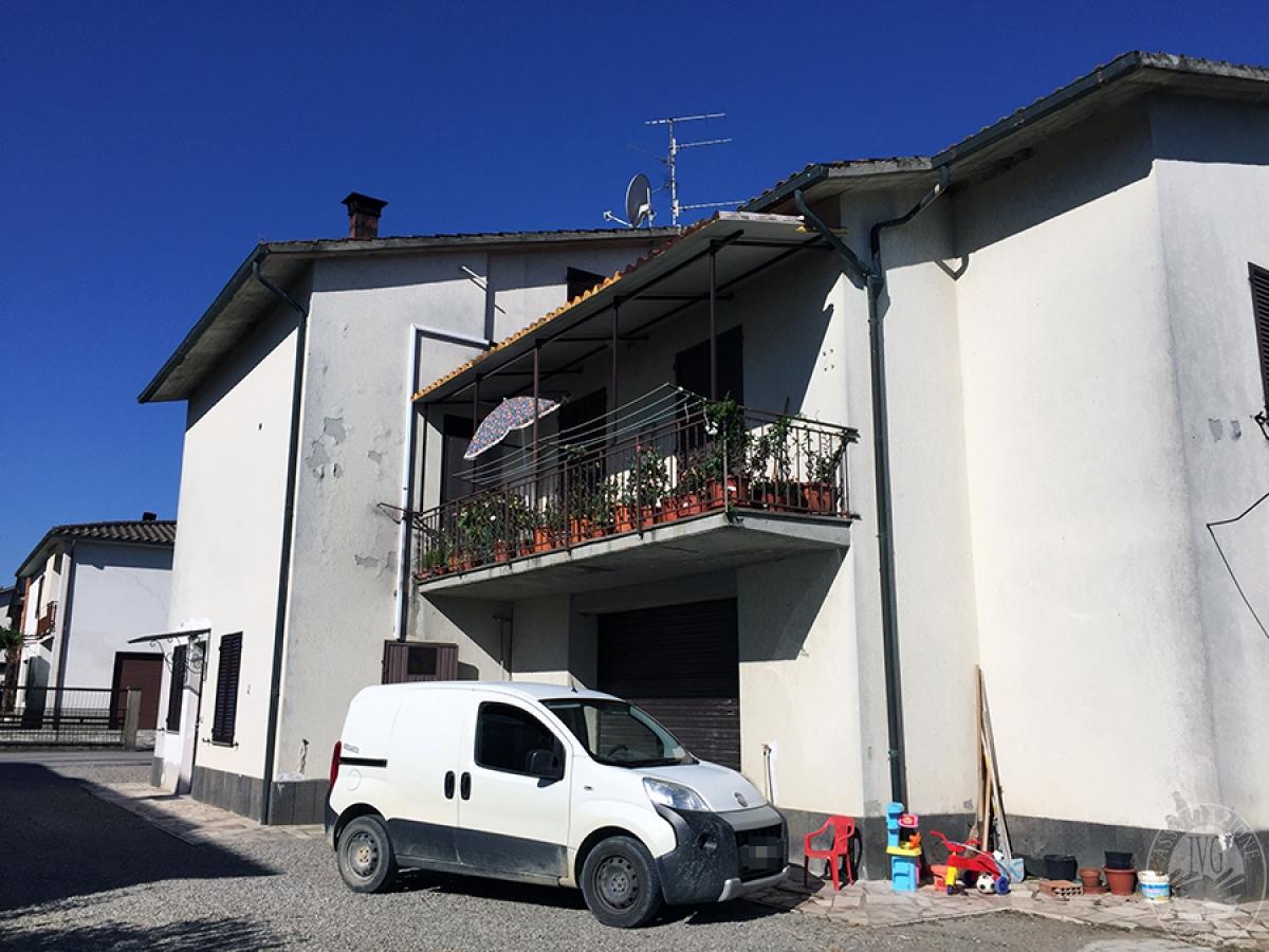 Appartamento a CASTIGLION D'ORCIA in Via del Colombaio - Lotto 1 19