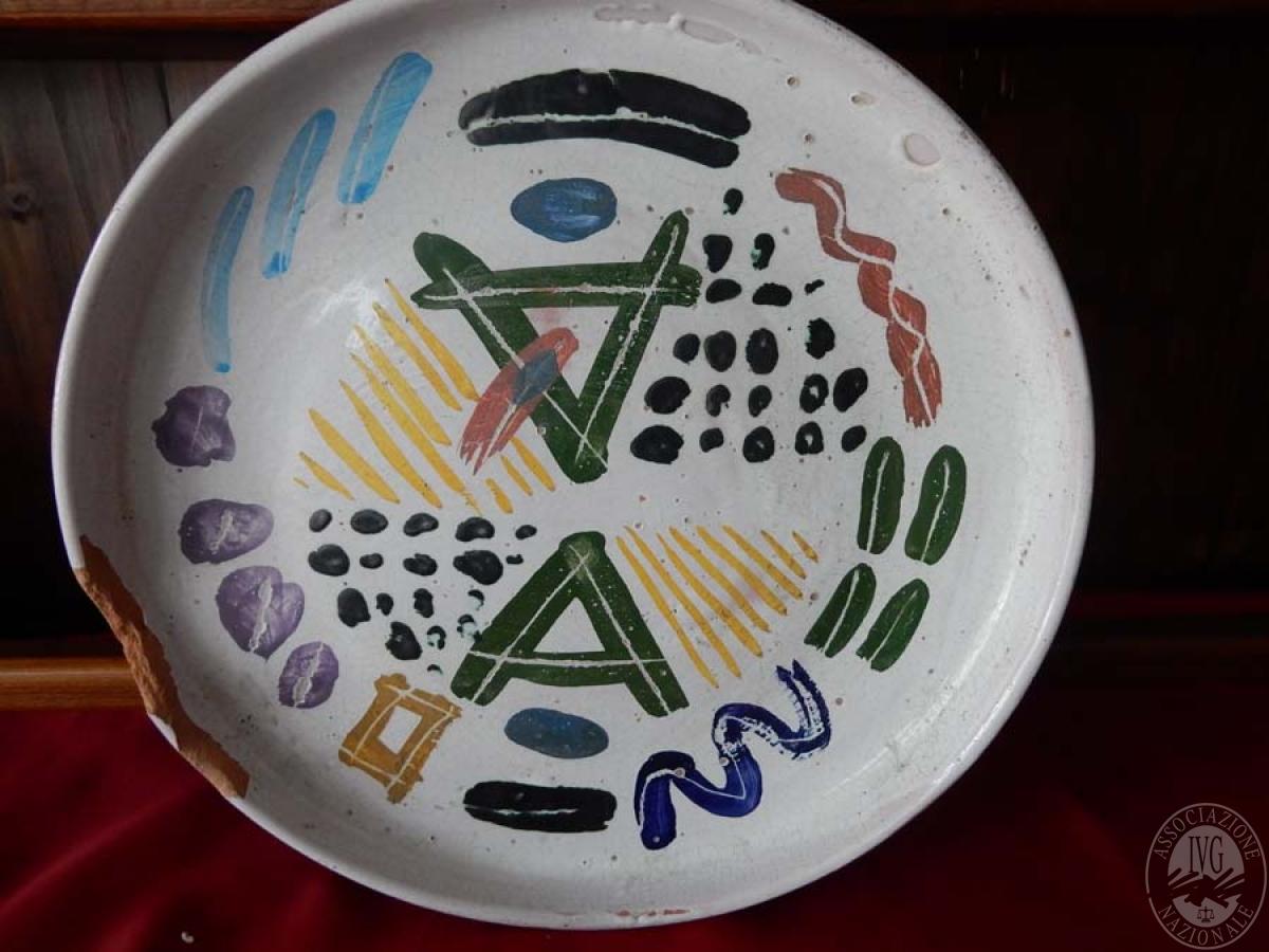 Rif. 11) Opera d'arte di Giuseppe Friscia: Ceramica   VENDITA ONLINE