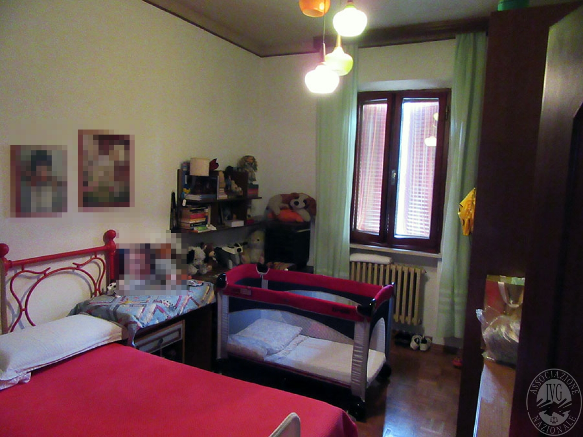 Appartamento a CHIUSI in loc. Montebello 6