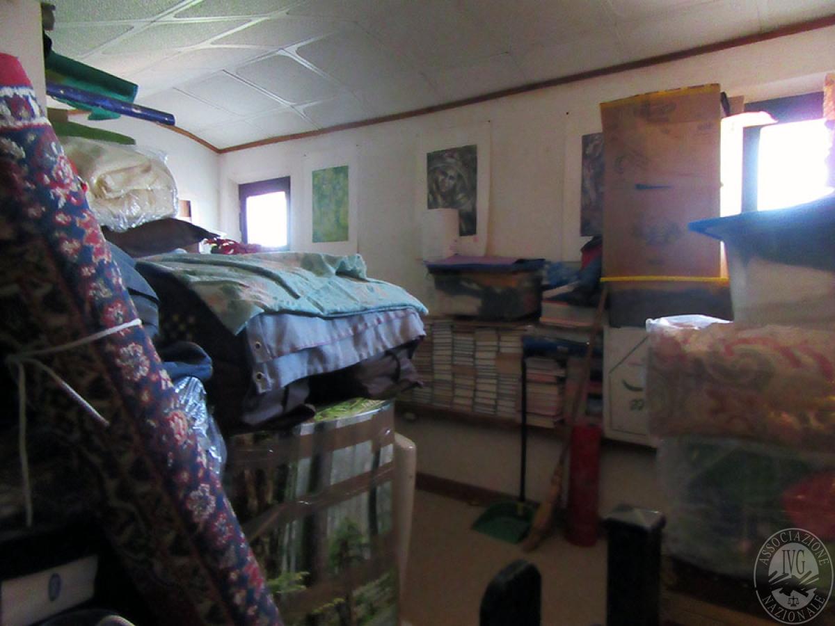Appartamento a CHIUSI in loc. Montebello 8