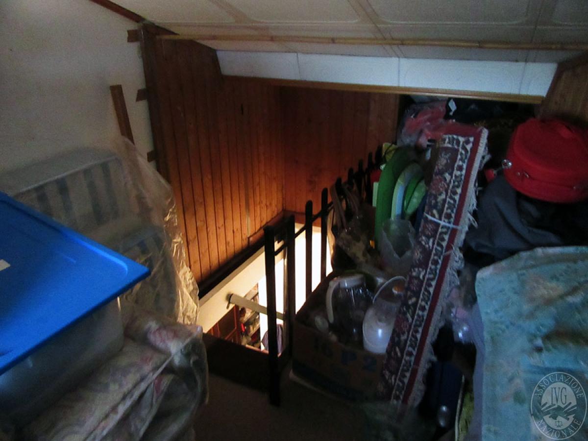 Appartamento a CHIUSI in loc. Montebello 10