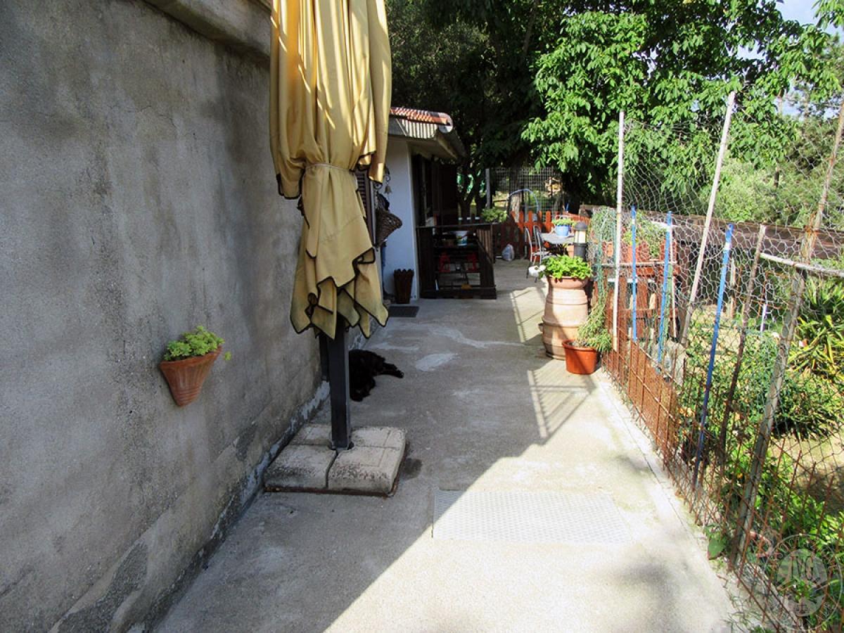 Appartamento a CHIUSI in loc. Montebello 14