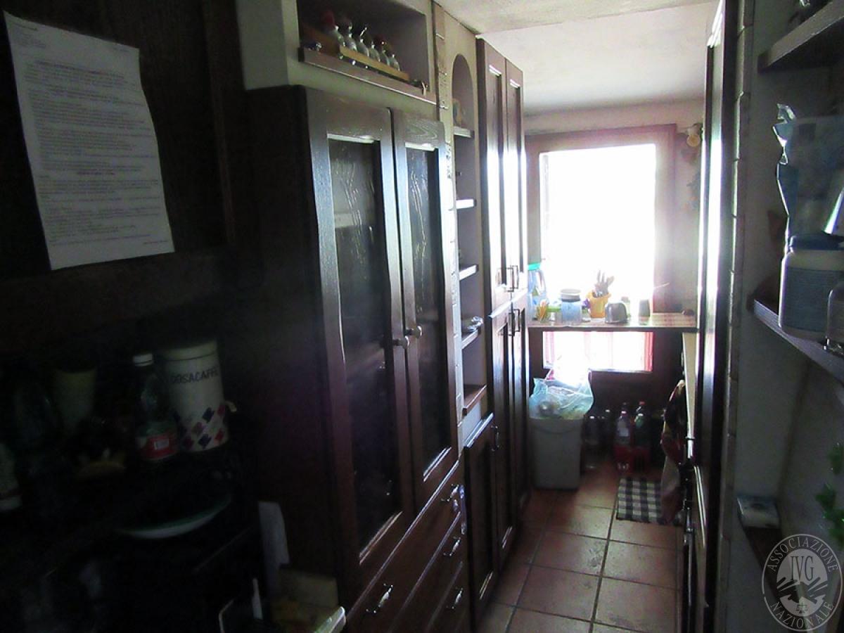 Appartamento a CHIUSI in loc. Montebello 20