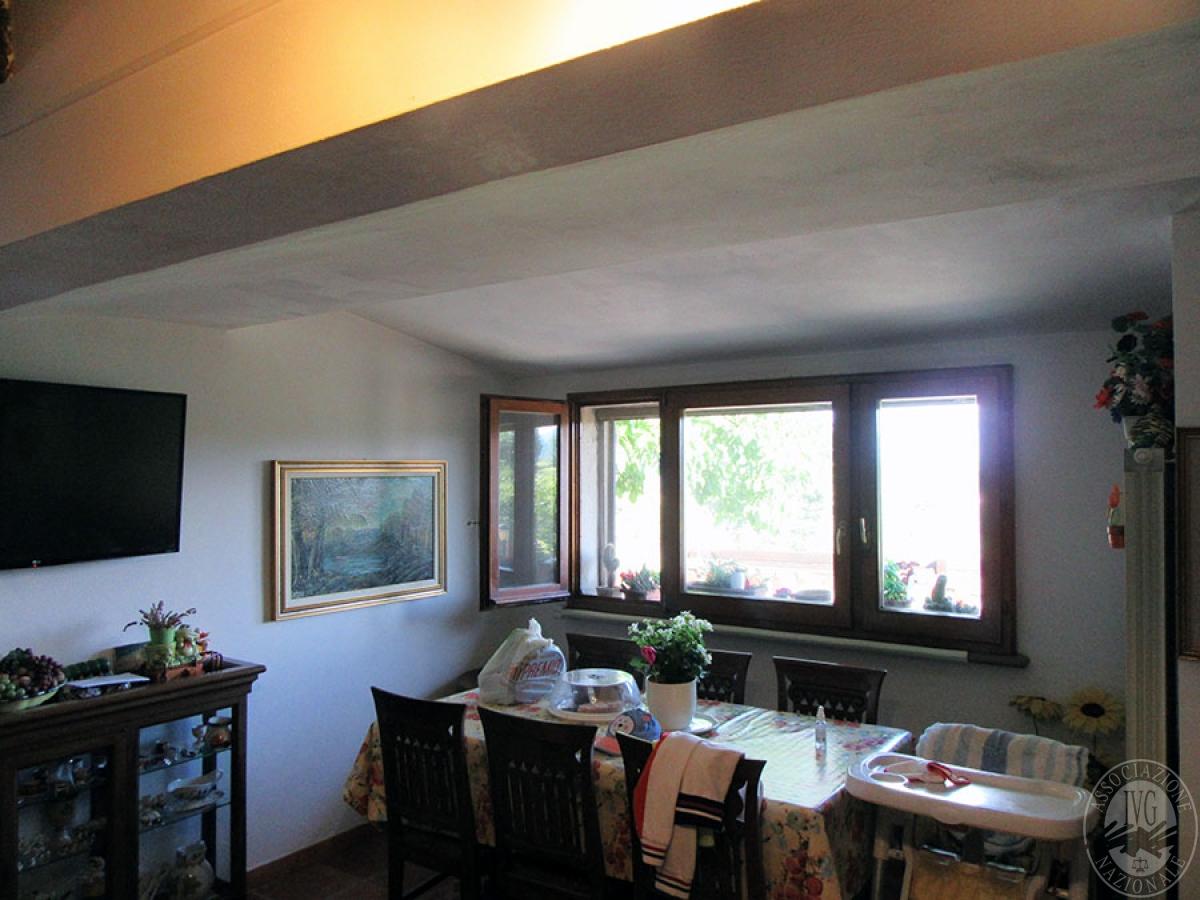 Appartamento a CHIUSI in loc. Montebello 22