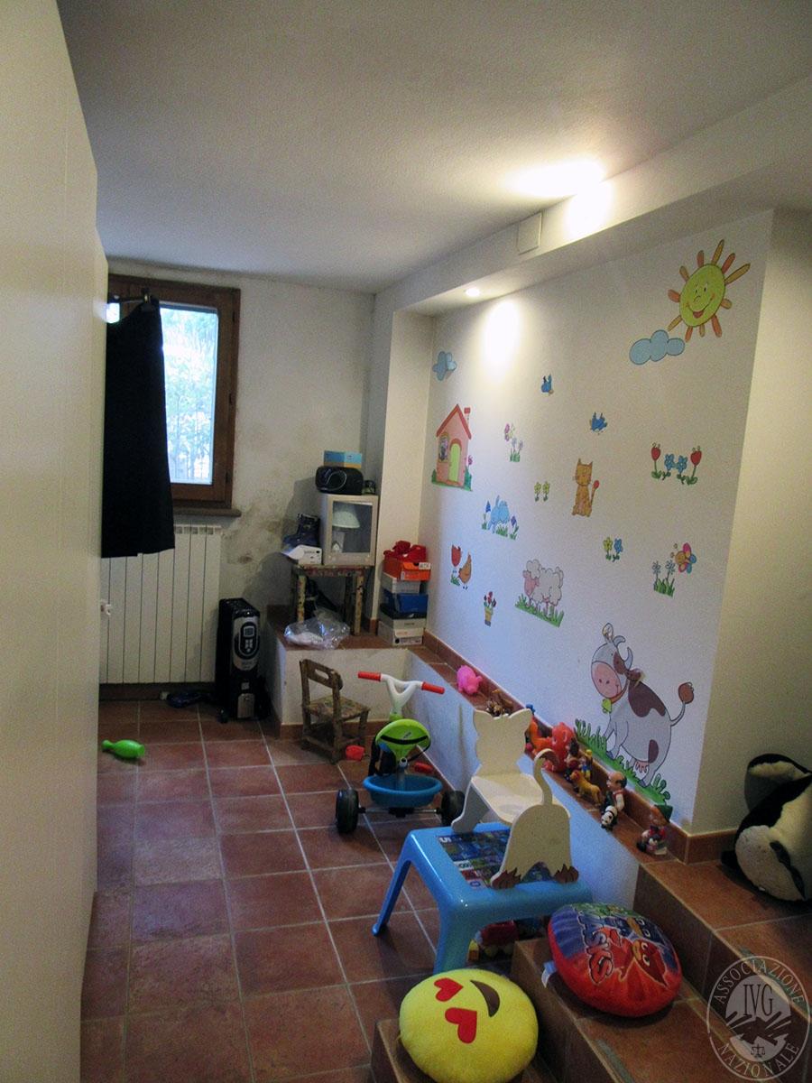 Appartamento a CHIUSI in loc. Montebello 23