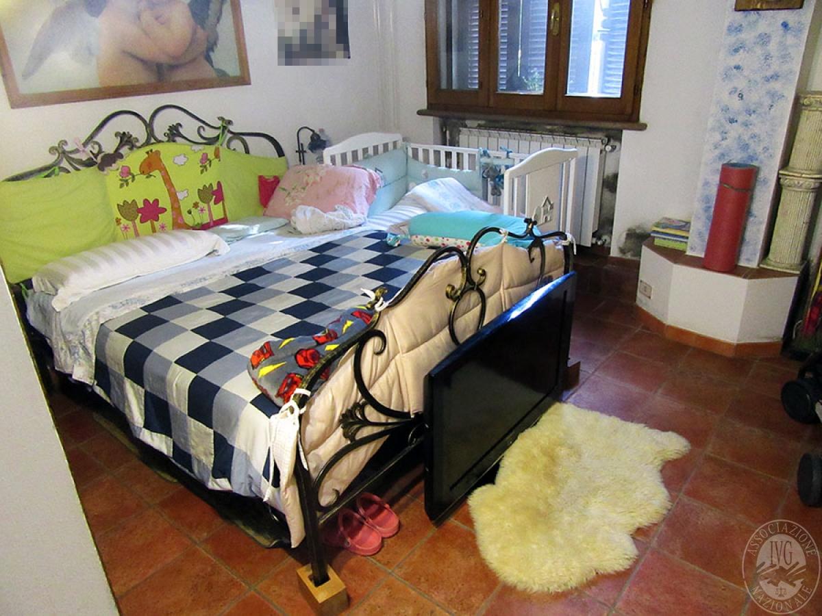 Appartamento a CHIUSI in loc. Montebello 25