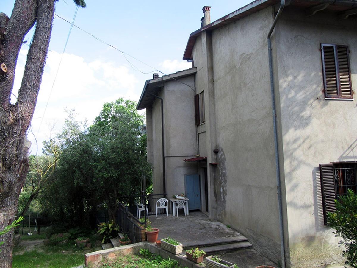 Appartamento a CHIUSI in loc. Montebello 34