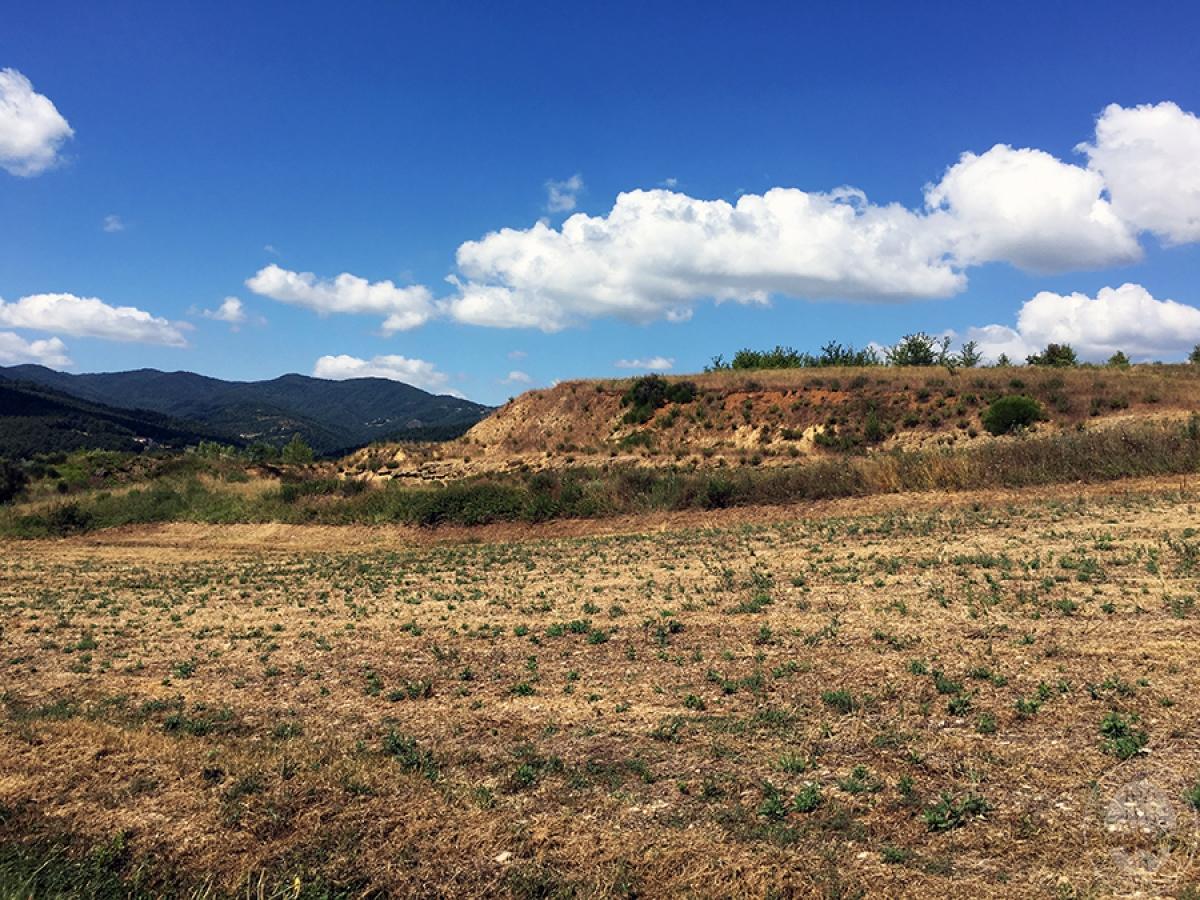 Terreni ad ANGHIARI in loc. Molin d'Agnolo