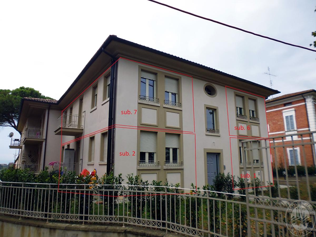 Appartamenti a FOIANO DELLA CHIANA in Viale Umberto I