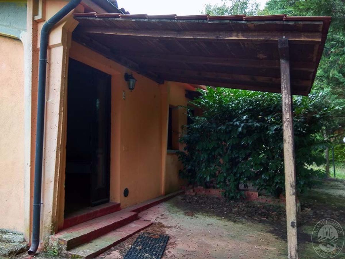 Appartamenti a RADICONDOLI in loc. Solaio - Lotto 3 38