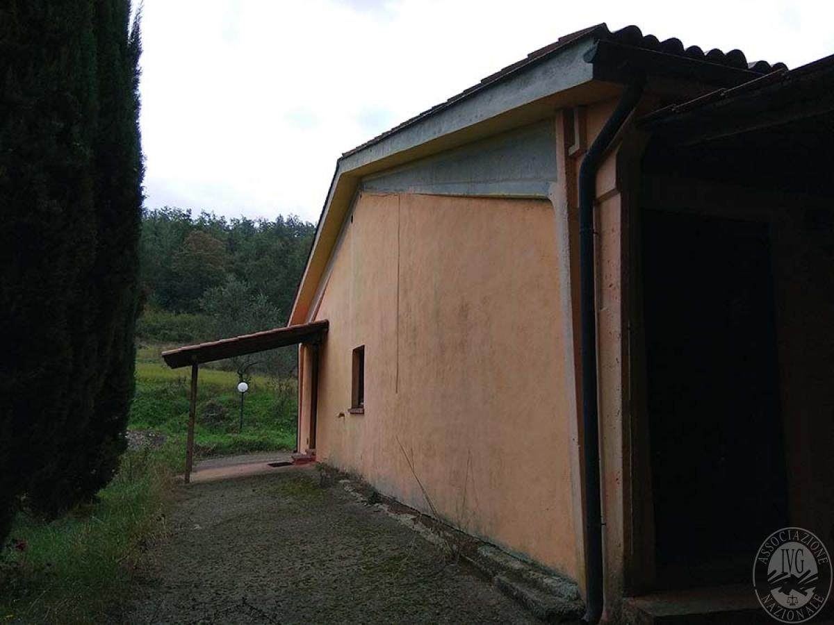 Appartamenti a RADICONDOLI in loc. Solaio - Lotto 3 42