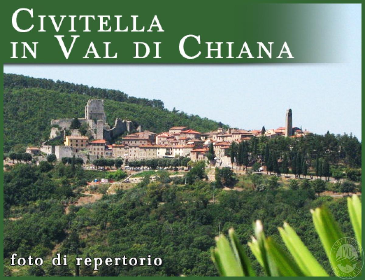 Terreni a CIVITELLA IN VAL DI CHIANA in loc. Gebbia - Lotto 4