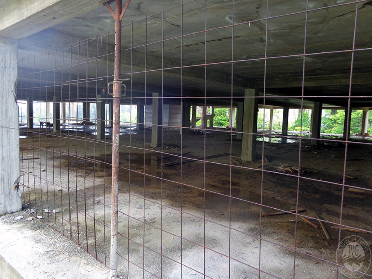Fabbricato in costruzione a CHIANCIANO TERME in Viale della Libertà 6