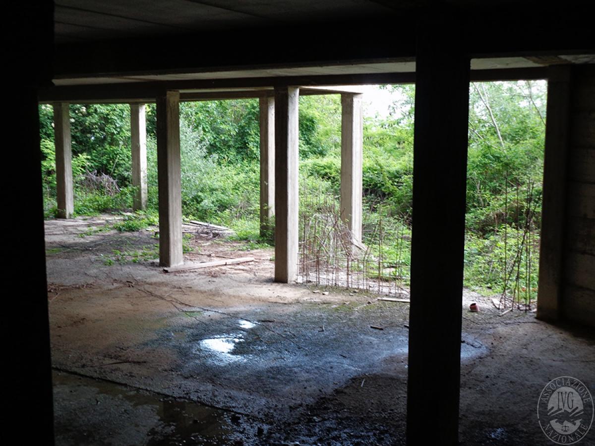 Fabbricato in costruzione a CHIANCIANO TERME in Viale della Libertà 14