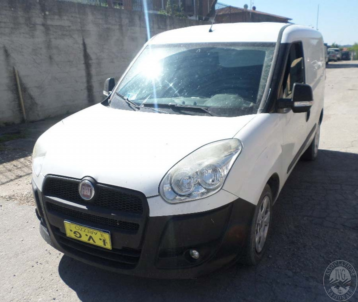 Fiat Doblò anno 2012   GARA DI VENDITA 5 OTTOBRE 2019  VISIBILE PRESSO DEPOSITERIA IVG SIENA