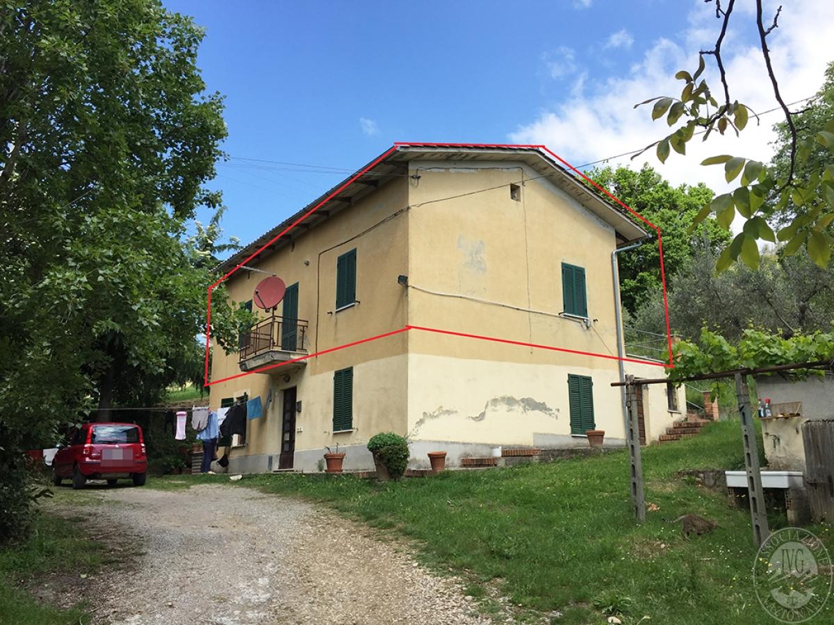 Appartamento a CHIANCIANO TERME in Via Cavine e Valli - Lotto 2