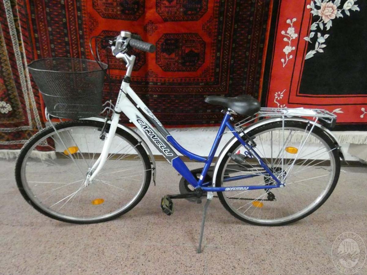 Bicicletta  da donna marca Carnielli modello City  GARA DI VENDITA 5 OTTOBRE 2019