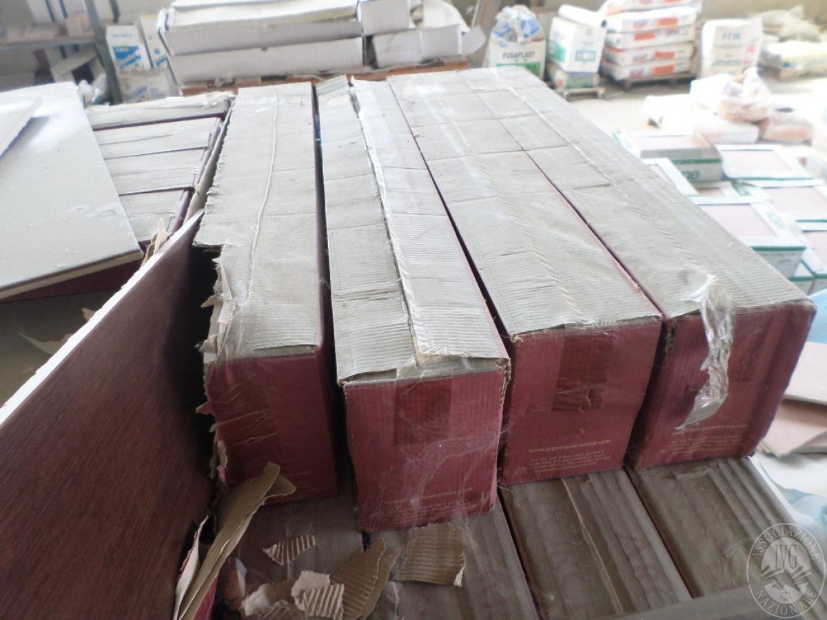 Piastrelle in cotto + listelli in legno    VENDITA ONLINE 1
