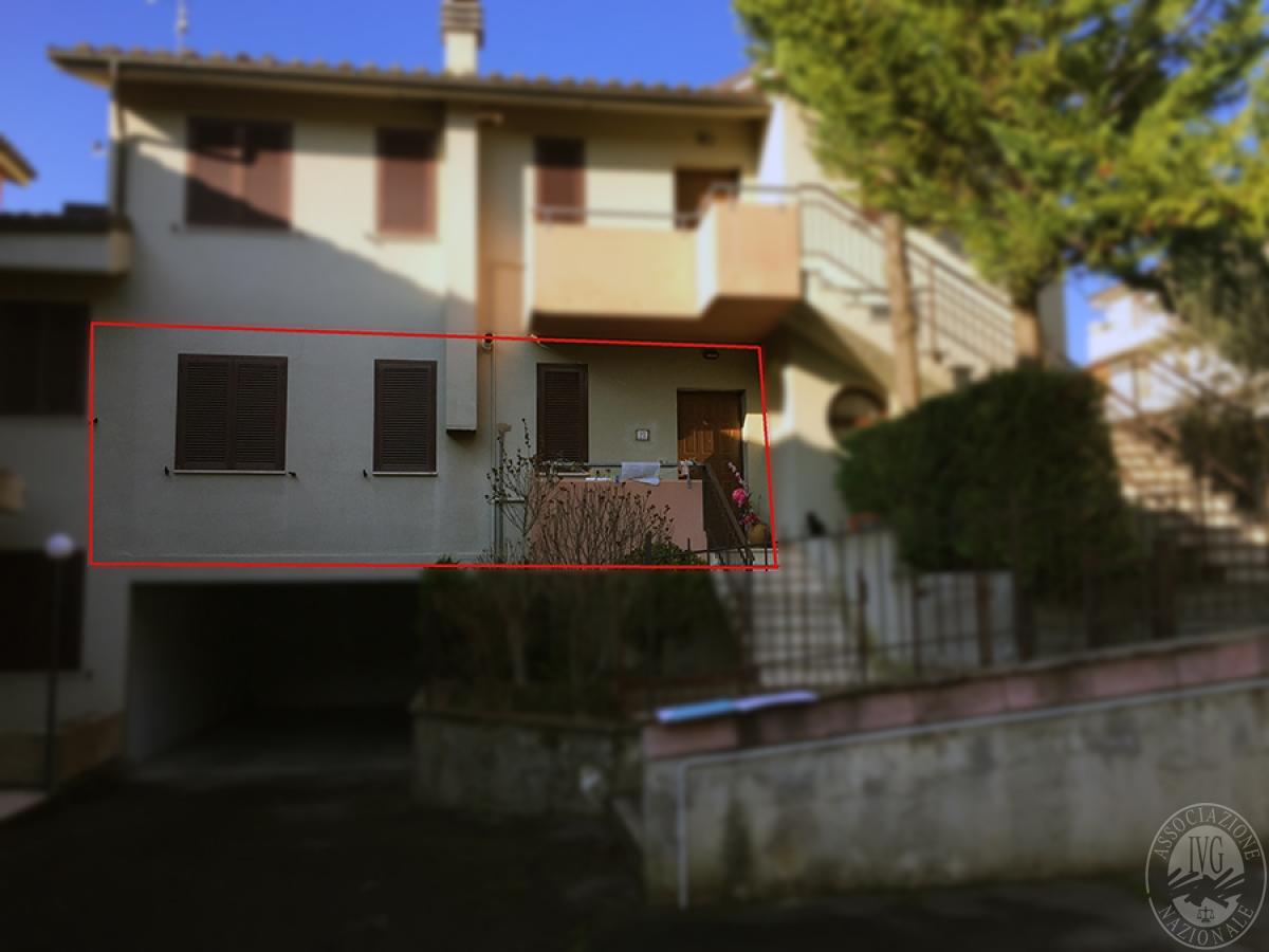 Appartamento a CETONA