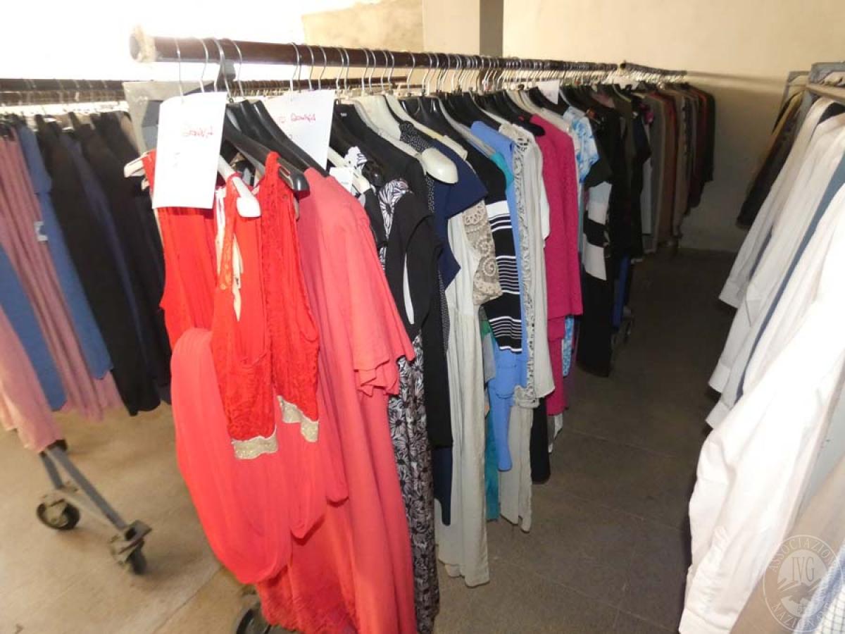 Lotto 13) Circa 6.000 capi d'abbigliamento vari   GARA DI VENDITA 5 DICEMBRE 2019 PRESSO I LOCALI IVG AREZZO CON GARA ONLINE RACCOLTA DI OFFERTE 11