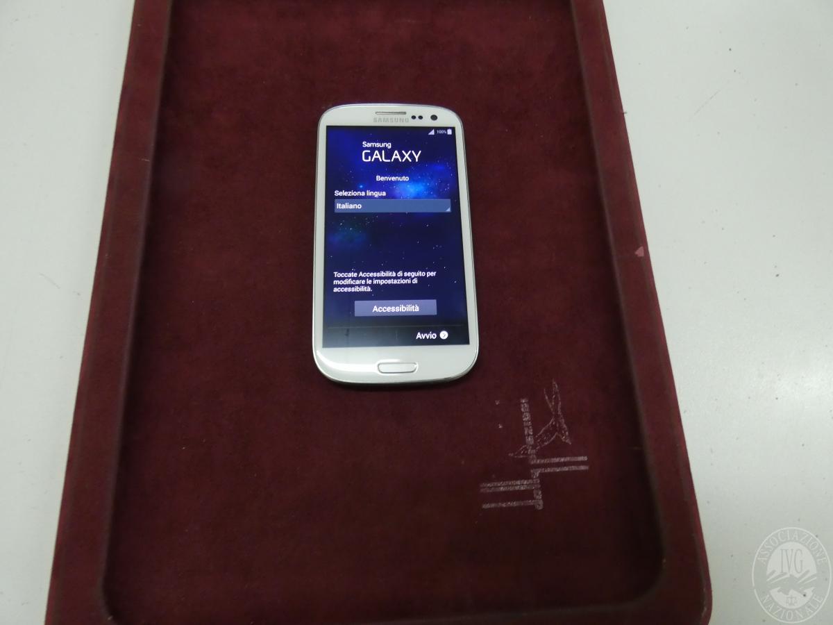 Rif. 23/2017) Cellulare Samsung   GARA DI VENDITA 7 DICEMBRE 2019