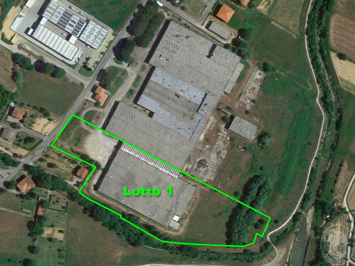 Fabbricato Industriale - Magazzino a BUCINE lotto 1