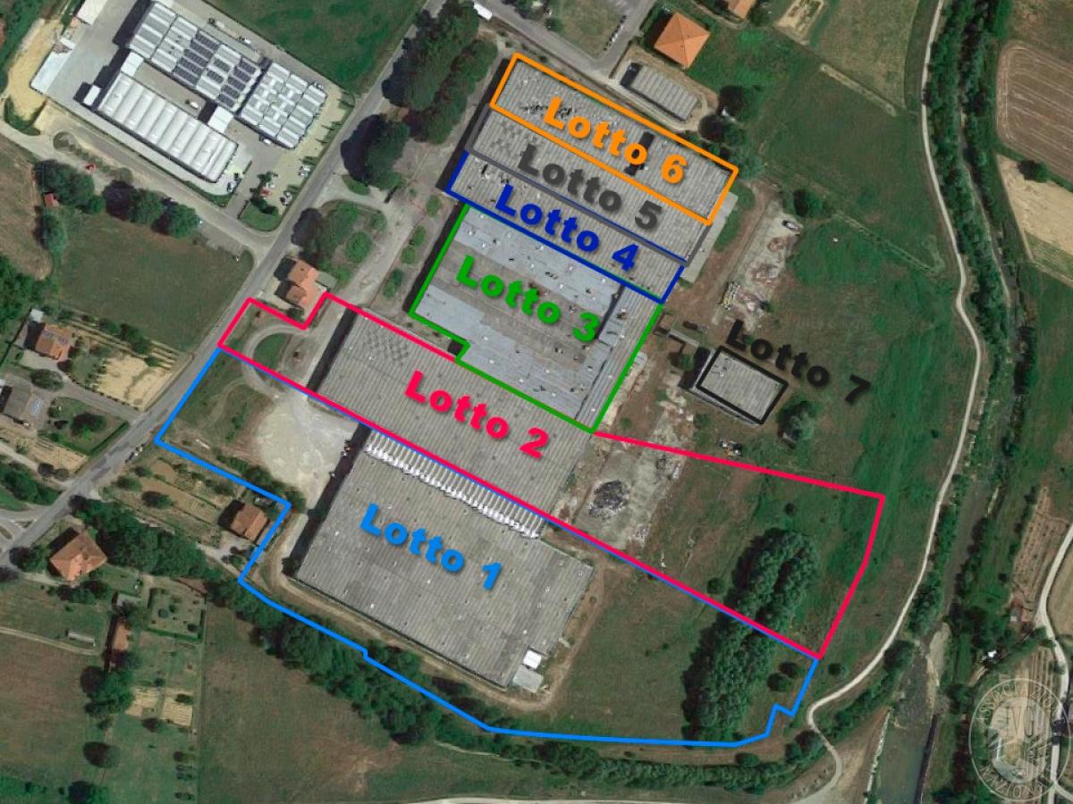 Fabbricato Industriale - Magazzino a BUCINE, Fraz. Ambra - lotto 4 0