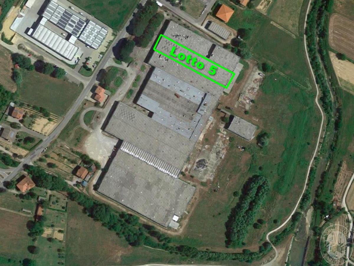 Fabbricato Industriale - Magazzino a BUCINE, Fraz. Ambra - lotto 5