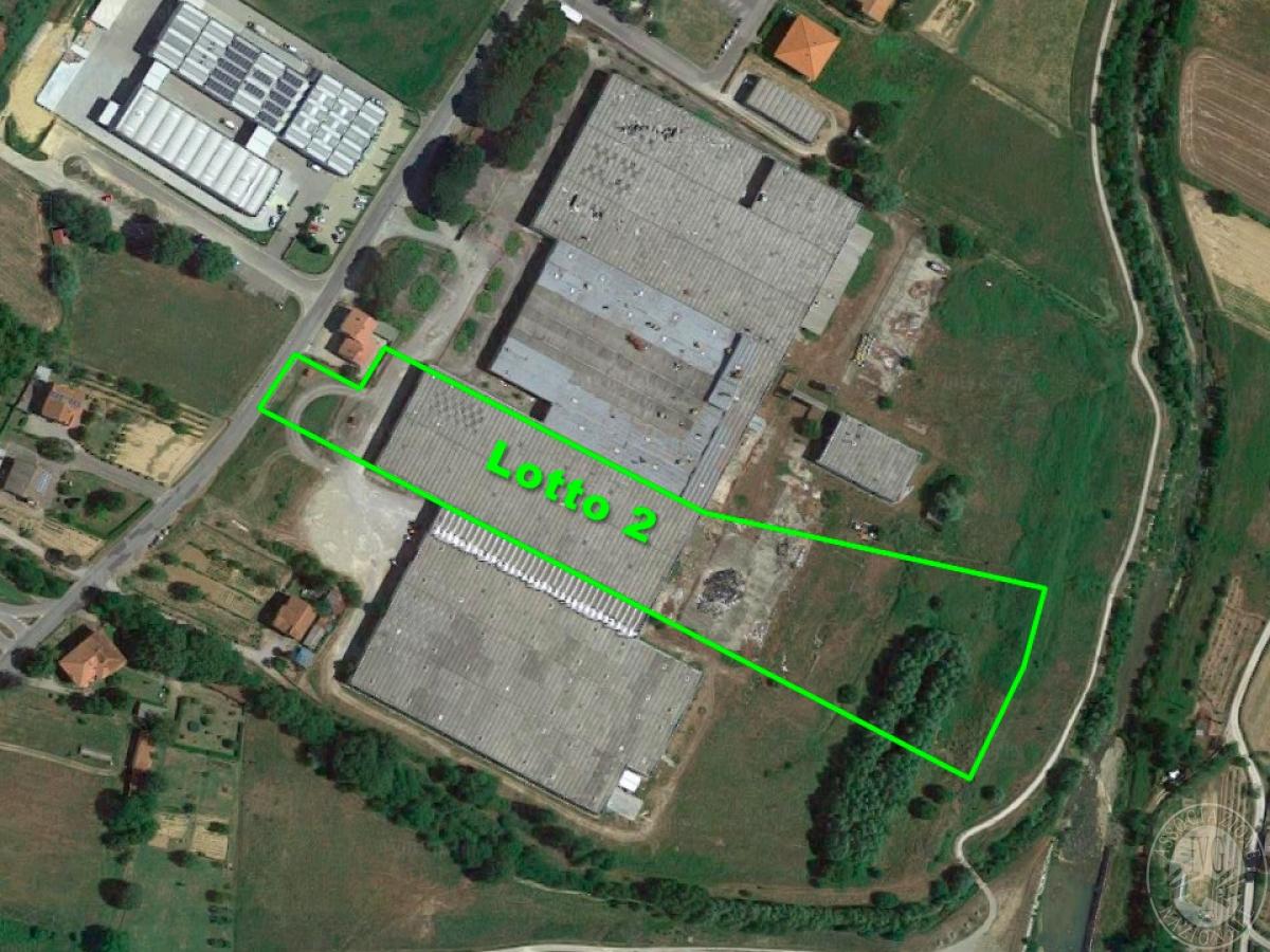 Fabbricato Industriale - Magazzino a BUCINE, fraz. Ambra lotto 2