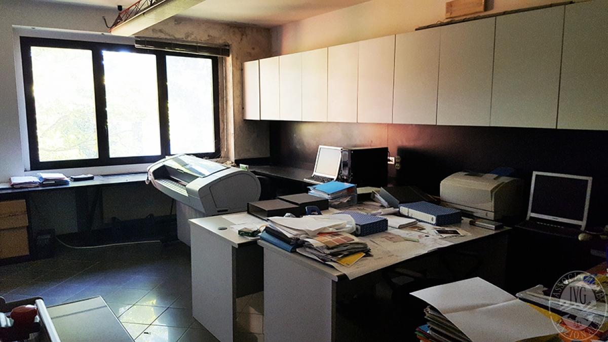 Ufficio a BUCINE in Via E. Berlinguer - Lotto 8