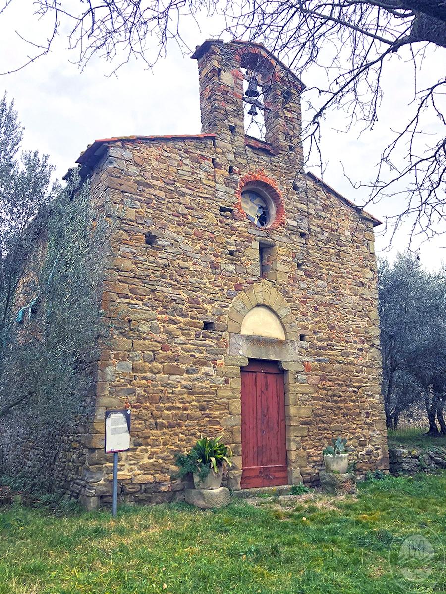 Chiesa ad AREZZO in loc. Sant'Andrea a Pigli - Lotto 2