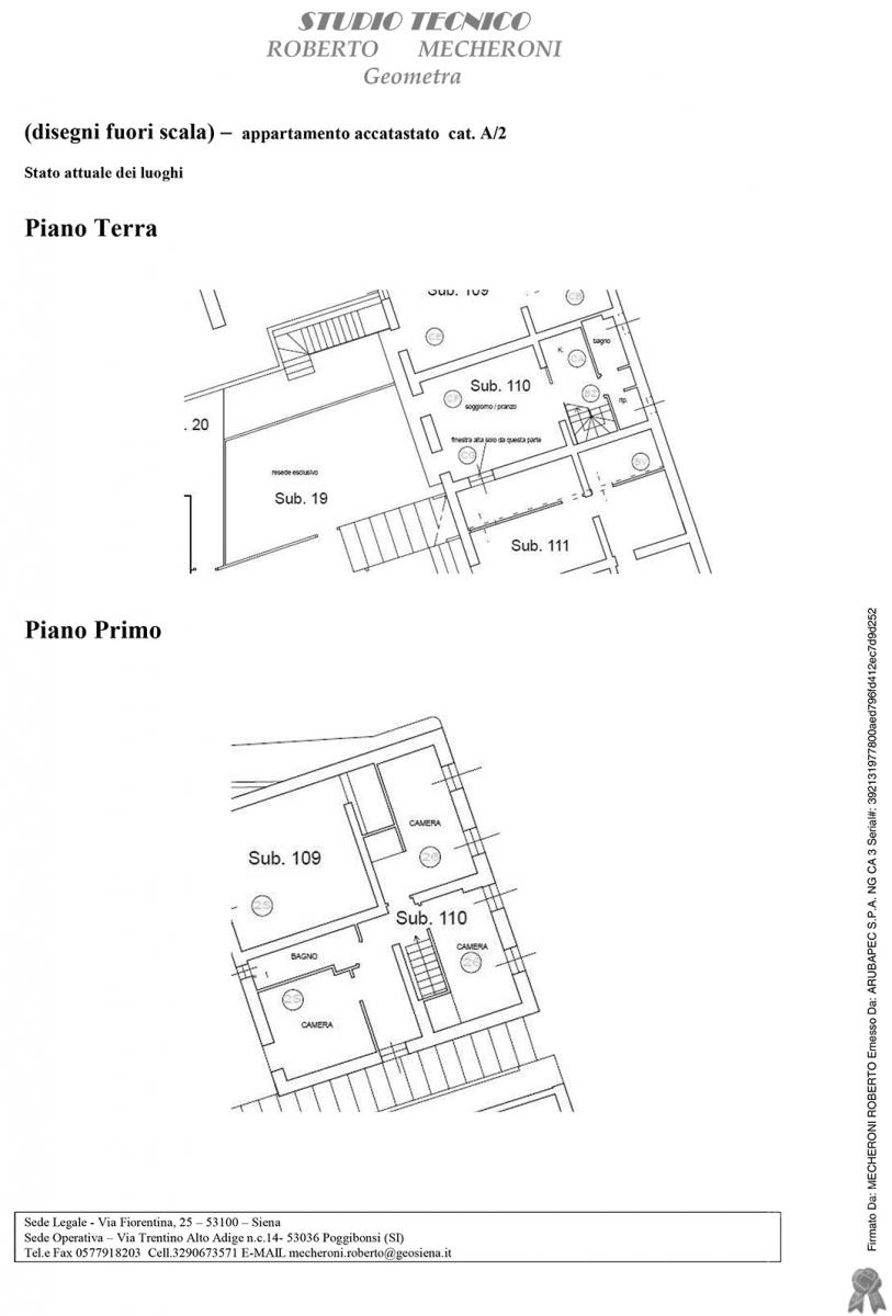 Appartamento a COLLE VAL D'ELSA in Via della Ferriera - Lotto 4 5