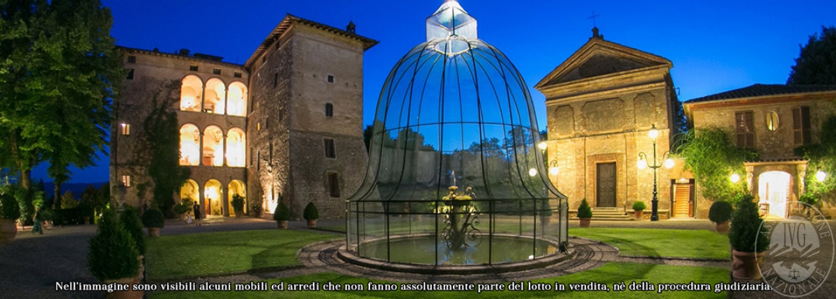 Relais in dimora storica del XVI sec. a CASOLE D'ELSA, via La Suvera 10