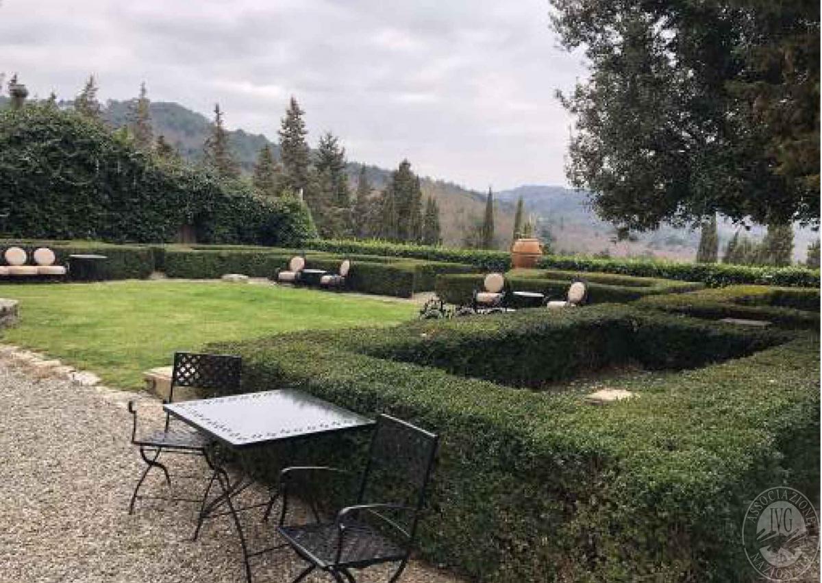 Relais in dimora storica del XVI sec. a CASOLE D'ELSA, via La Suvera 11