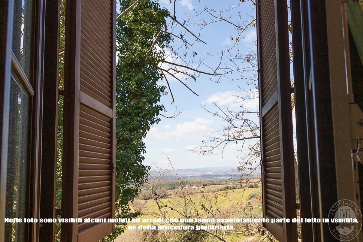 Relais in dimora storica del XVI sec. a CASOLE D'ELSA, via La Suvera 55