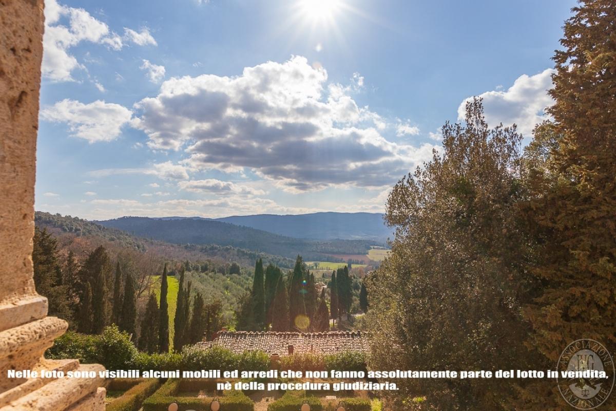 Relais in dimora storica del XVI sec. a CASOLE D'ELSA, via La Suvera 92